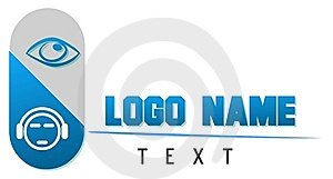 Logo Name Stock Photos - Image: 9570213