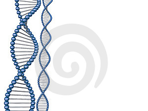 Dna Background Royalty Free Stock Photos - Image: 9571558