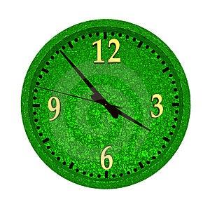 Wall Clock Royalty Free Stock Photo - Image: 9571635