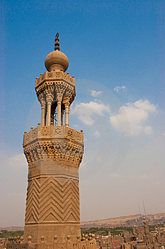 A Minaret Stock Photos - Image: 9574573