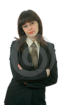 Business Woman Stock Photography - Image: 9578682