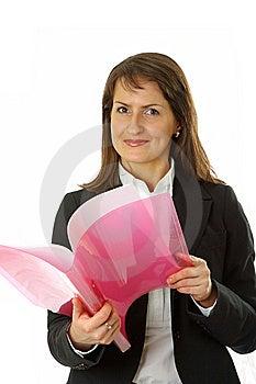 Donna Di Affari Immagini Stock - Immagine: 9578774