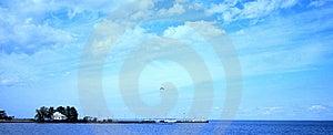 Blue Serenity Stock Photo - Image: 9579340