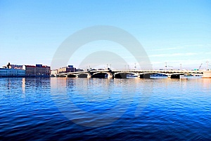The Dark Blue-Blue Water Royalty Free Stock Photo - Image: 9579515
