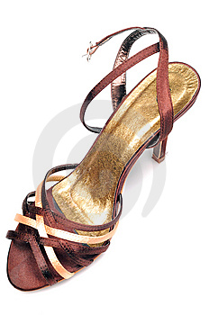 Ladiea Footwear Royalty Free Stock Photo - Image: 9583585