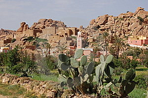 Landscape In Marocco Stock Photography - Image: 9591072