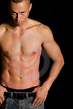 Sexy Men Royalty Free Stock Photography - Image: 9592407