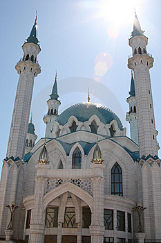 Kul Sharif Kazan Royalty Free Stock Images - Image: 9593139