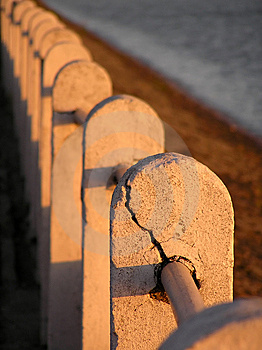 Railings. Royalty Free Stock Photo - Image: 9593295