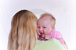 Loving Mother Stock Photo - Image: 9595480
