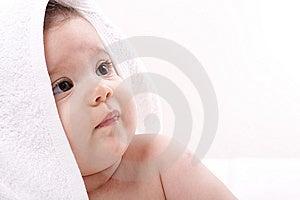 Baby Girl Stock Photo - Image: 9596300