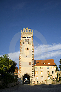 Bayern Tower Stock Photos - Image: 964863
