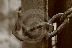 Chained Stock Images - Image: 965084