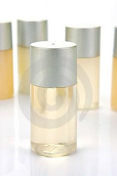 Shampoo Bottles Stock Photos - Image: 9601463
