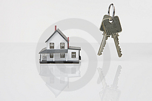 Keys To The House Royalty Free Stock Photos - Image: 9601698