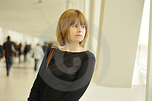 Nice Girl Stock Photography - Image: 9604812