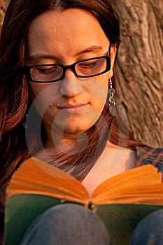 Reading Stock Image - Image: 9609061