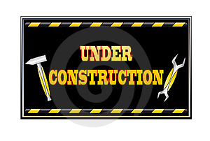Under construction Free Stock Photo