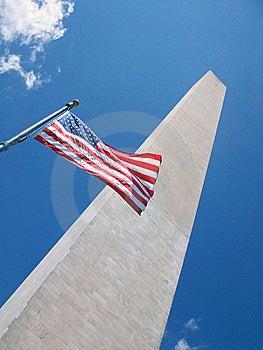 Washington Monument Royalty Free Stock Photos - Image: 9611368