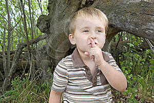 Hide And Seek Stock Image - Image: 9613581