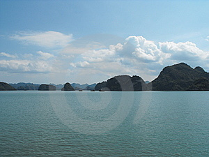 Ha Long Bay Stock Photos - Image: 9615763