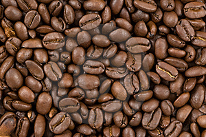 Coffee Beans Background. Royalty Free Stock Image - Image: 9622856