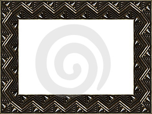 Wooden Frame Stock Photo - Image: 9622860