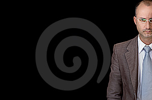 Portrait Of Businessman Royalty Free Stock Images - Image: 9626659