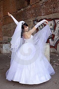Pretty Bride Stock Images - Image: 9627724