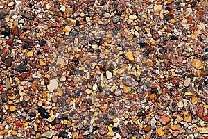 Wet Pebbles Stock Image - Image: 9628041