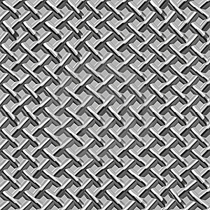 Metal Grid Stock Images - Image: 9631524