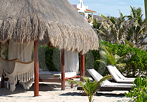 Resort Suites In Mexico. Stock Image - Image: 9631981