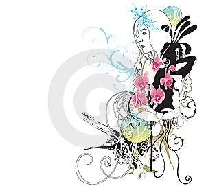 Women Royalty Free Stock Images - Image: 9633969
