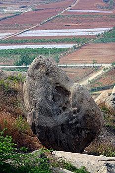 Sea Corrode Stone Stock Photo - Image: 9637200