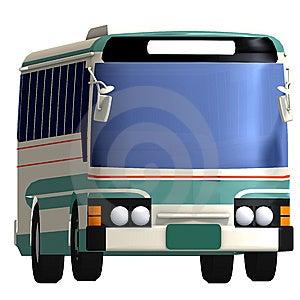 Omnibus Stock Image - Image: 9637701