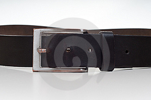 Brown Belt Royalty Free Stock Photography - Image: 9638017