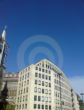 Gebäude In Cheapside Stockfoto - Bild: 9639060