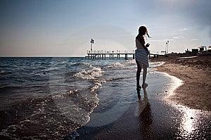 Beach Stock Image - Image: 9639641