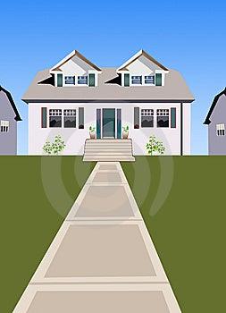Home Stock Photos - Image: 9639933
