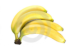 Brunch Of Bananas Stock Photos - Image: 9643243