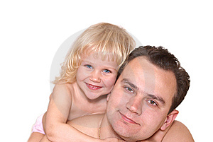 Father And Daughter Stock Images - Image: 9652964