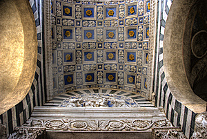 Duomo San Zeno In Pistoia, Italy Royalty Free Stock Image - Image: 9653786