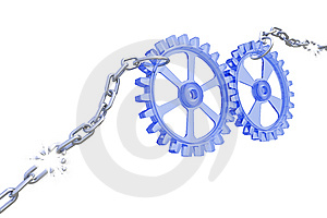 Powerful Connection Concept Royalty Free Stock Photography - Image: 9657687