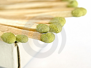 Matches Stock Photo - Image: 9657700