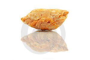 Curry Puff Stock Photo - Image: 9659990