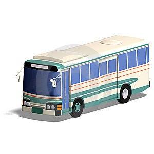 Omnibus Royalty Free Stock Images - Image: 9660009