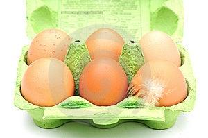 Eggs Royalty Free Stock Image - Image: 9661456