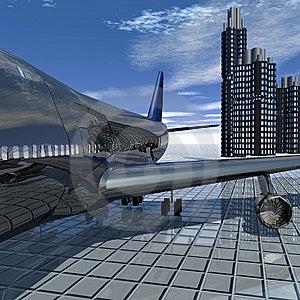 班机 免版税库存照片 - 图片: 9665125