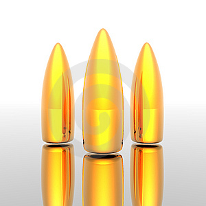 Bullets Stock Image - Image: 9665141