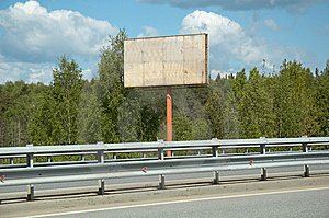 Billboard Royalty Free Stock Image - Image: 9671706